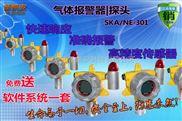 圣凯安科技 二氧化碳CO2气体浓度检测报警器SKA-NE301-CO2