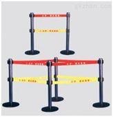 带式伸缩围栏使用方法