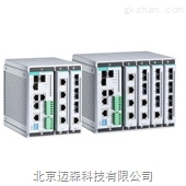 moxa模块化网管型交换机