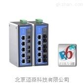 moxa智能网管型以太网交换机