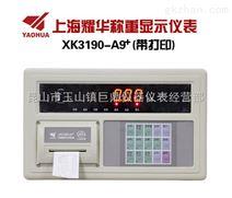 耀华XK3190-A9+/P称重显示器,地磅称重仪表