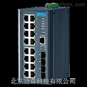 EKI-7720G-4F研华网管型以太网智能工业交换机