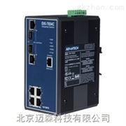 EKI-7654C研华网管型以太网智能交换机