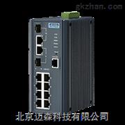 EKI-7710G-2C研华网管型智能交换机