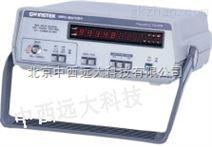 中西(LQS)数字频率计数器 型号:TC04-GFC-8010H库号:M14288