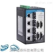 S8458moxa工业以太网串口联网设备