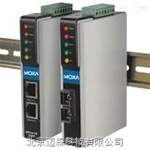 moxa工业级2口智能串口联网设备