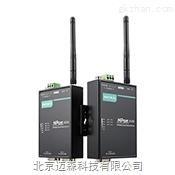 moxa智能串口设备无线联网服务器