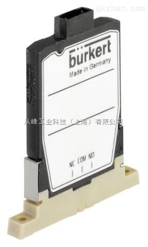 Burkert00226664 宝德微型电磁阀