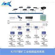 井下煤矿工业视频监控系统KJ707(1)