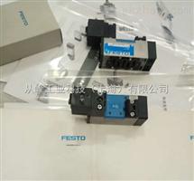 费斯托FESTO159718FESTO电磁阀MN1H-5/2-D-2-FR-S-C