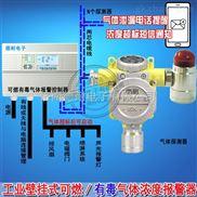 化工厂厂房乙醇气体泄漏报警器,毒性气体探测器报价