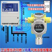 化工厂车间二氯甲烷泄漏报警器,点型可燃气体探测器安装厂家