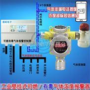 化工厂仓库二氧化碳浓度报警器,防爆型可燃气体探测器安装厂家