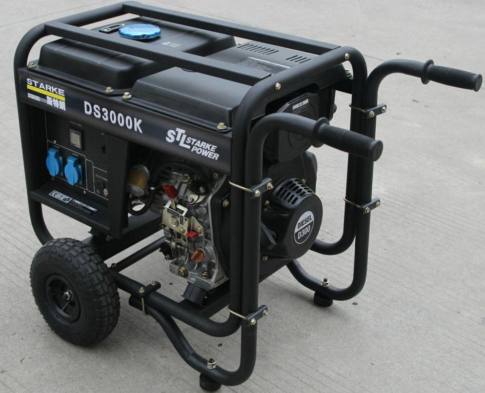 ds3000k3kw柴油发电机