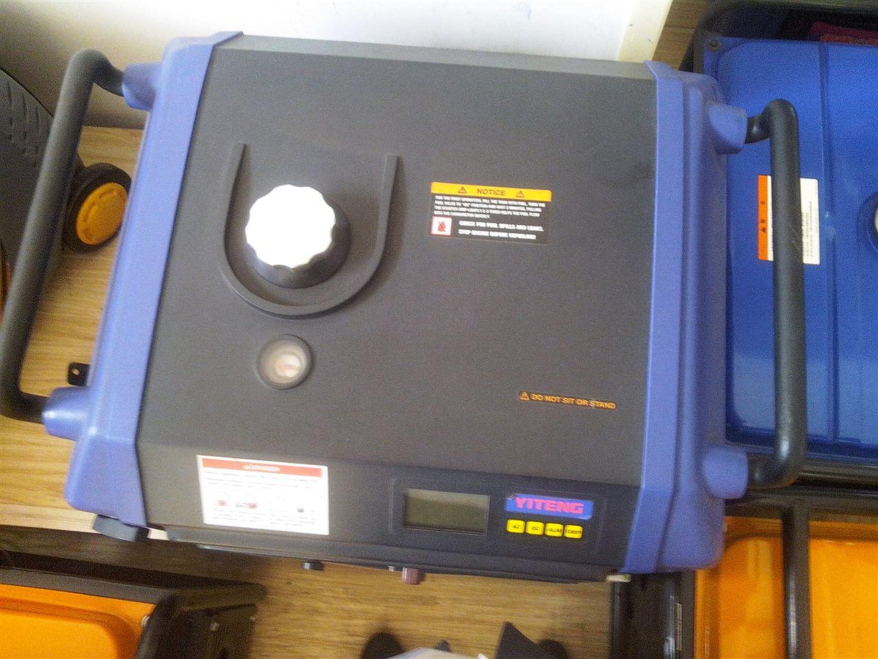 静音3kw电启动发电机/便携式发电机