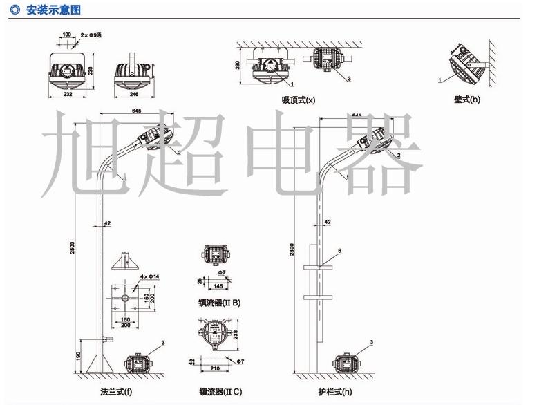 工业安全 (老分类) 工业电器 其它工业电器 乐清市旭超电器有限公司