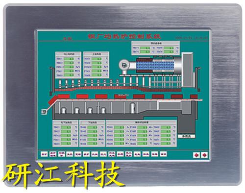 未来投射在工业一体机电容触摸方式也会受到越来越多厂商和用户的选择西门子