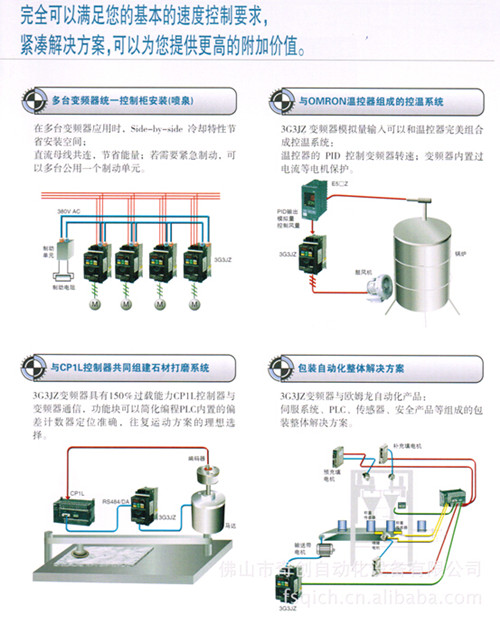 3g3jz-a4015-欧姆龙代理直供 omron变频器 1.5kw小型变频器
