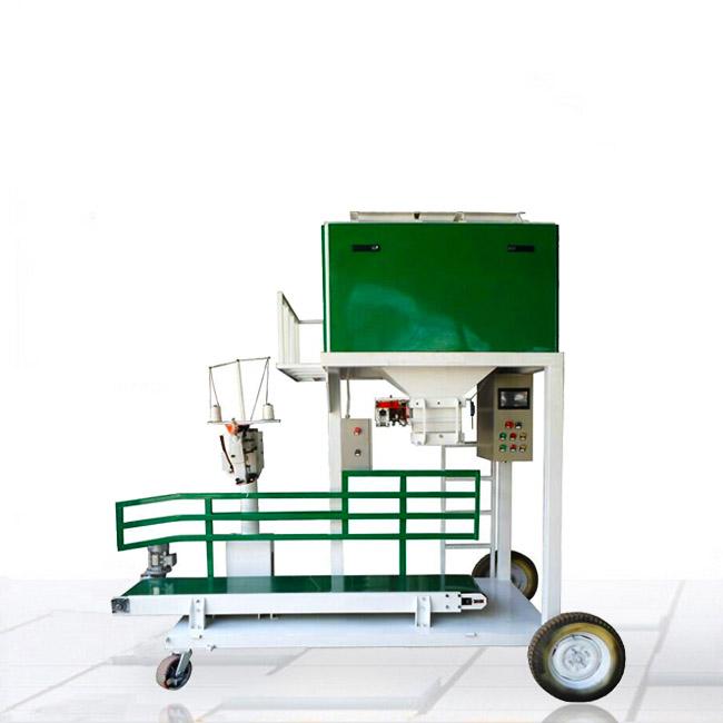 自动包装秤灌包机