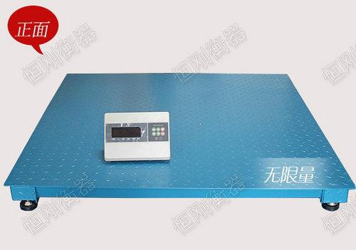 10吨地磅秤