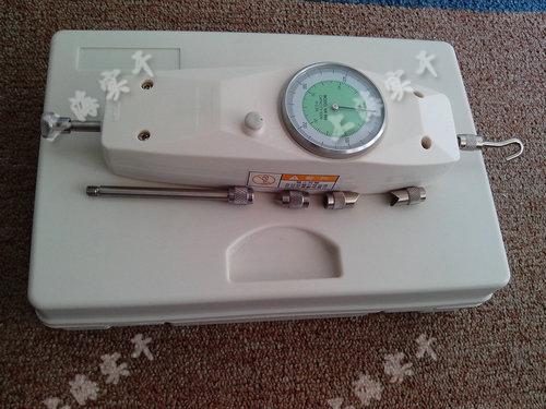 指针式推拉测力计
