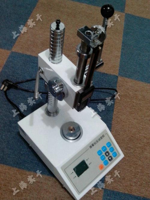弹簧拉力检测设备