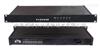 RS232/485/422转光纤 串口1进4出光纤集线器星型连接 光纤收发器